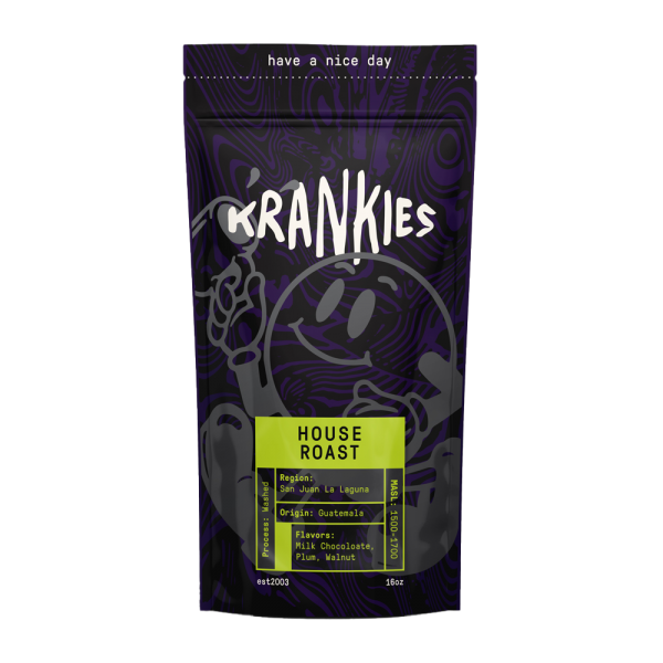 House Roast - Krankies Coffee