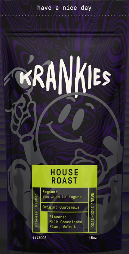 Krankies Coffee - House Roast